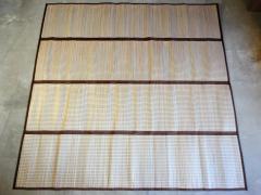 Opvouwbaar picknick mat XL 180 x 190 cm (patroon A2)