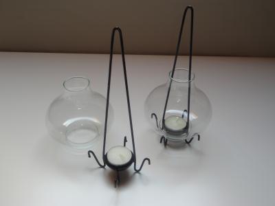 00_Theelichthouder glas set 2