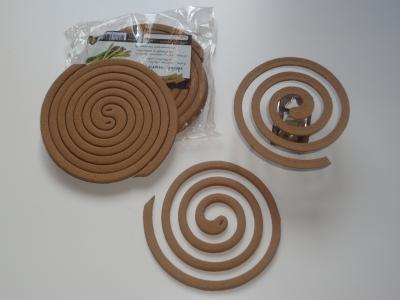 Wierook coil / Citroengras